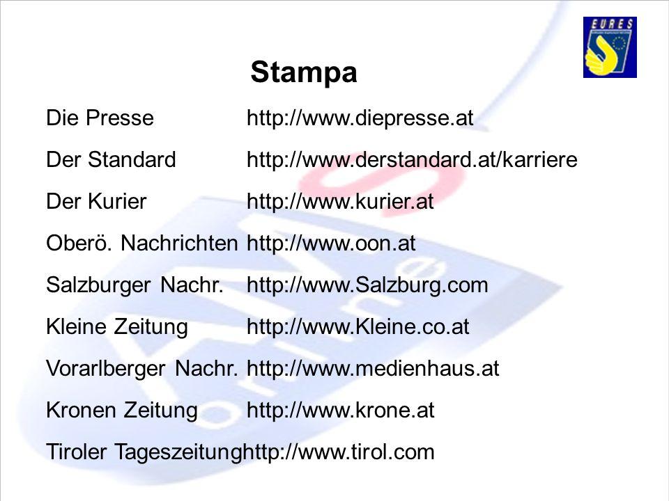 Stampa Die Presse http://www.diepresse.at