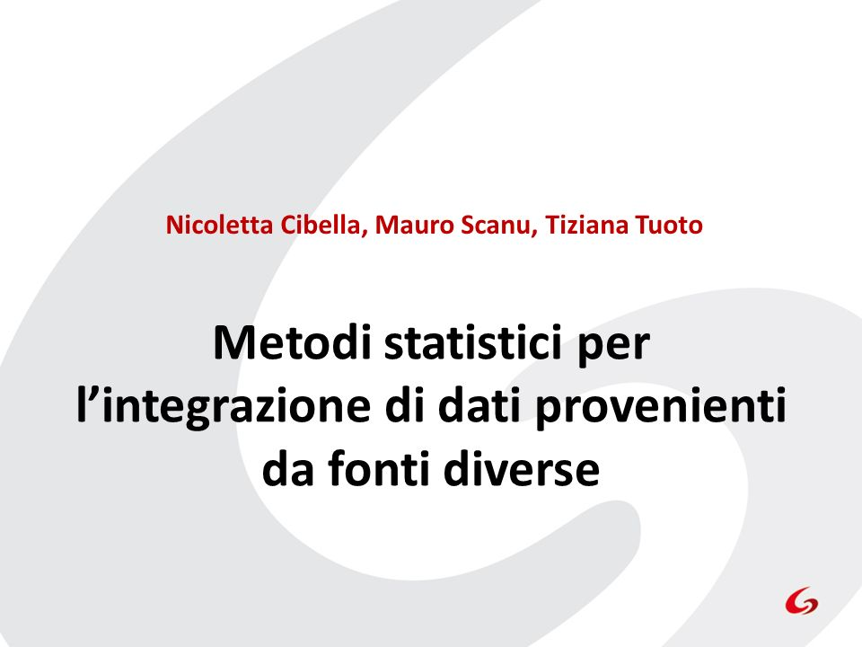 Nicoletta Cibella, Mauro Scanu, Tiziana Tuoto