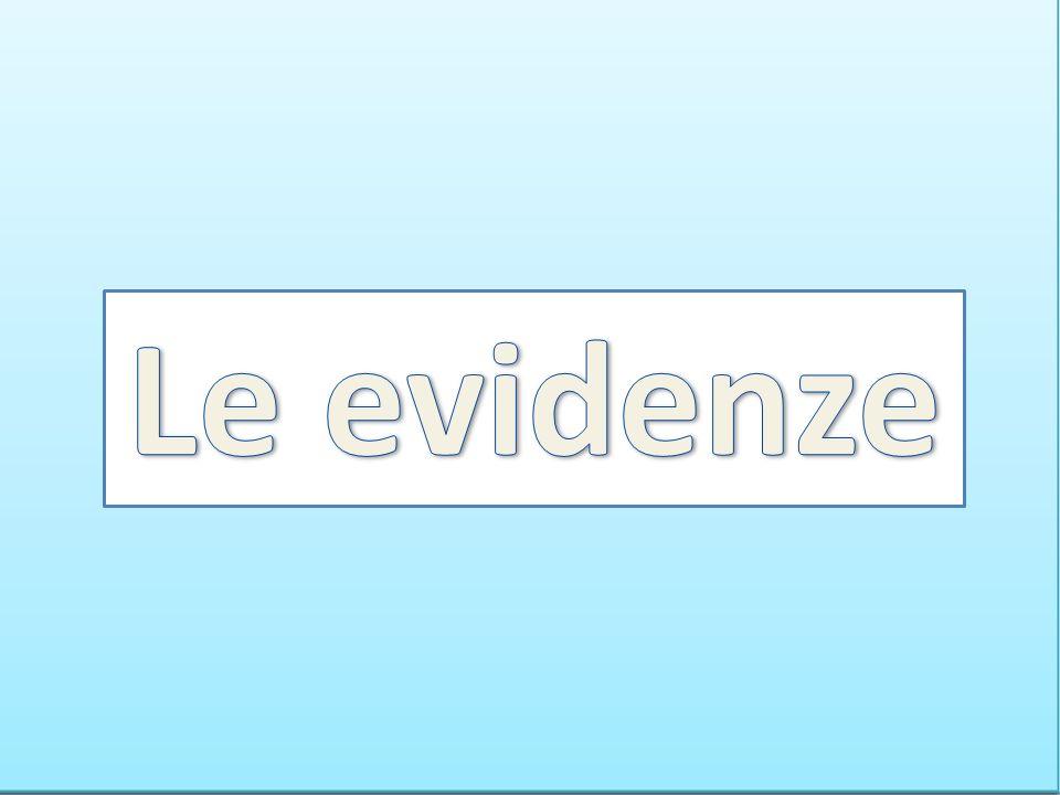 Le evidenze Revisioni Cochrane