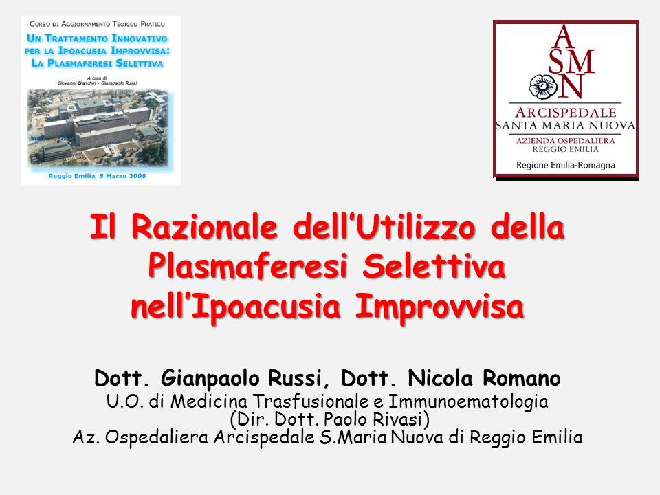 Dott. Gianpaolo Russi, Dott. Nicola Romano