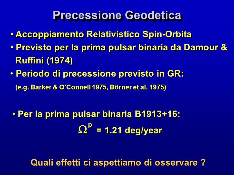 Precessione Geodetica