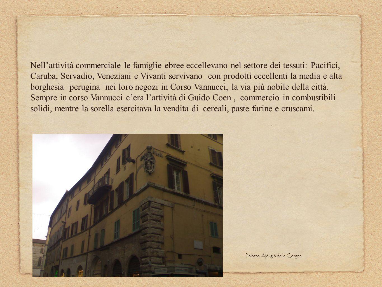 Palazzo Ajò, già della Corgna