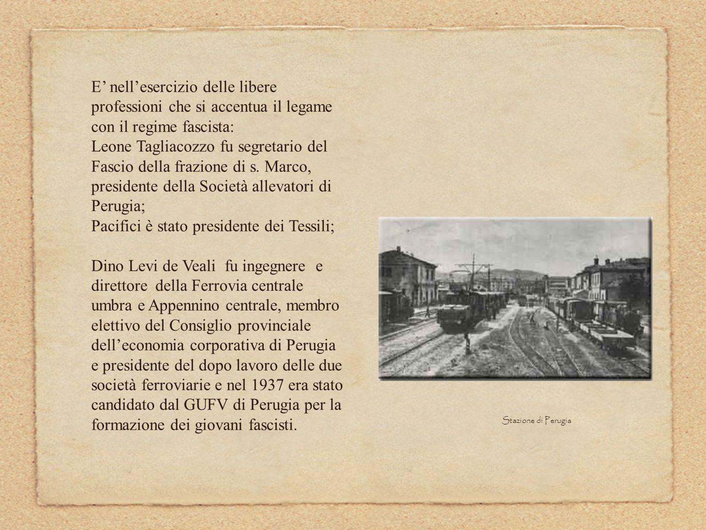 Pacifici è stato presidente dei Tessili;