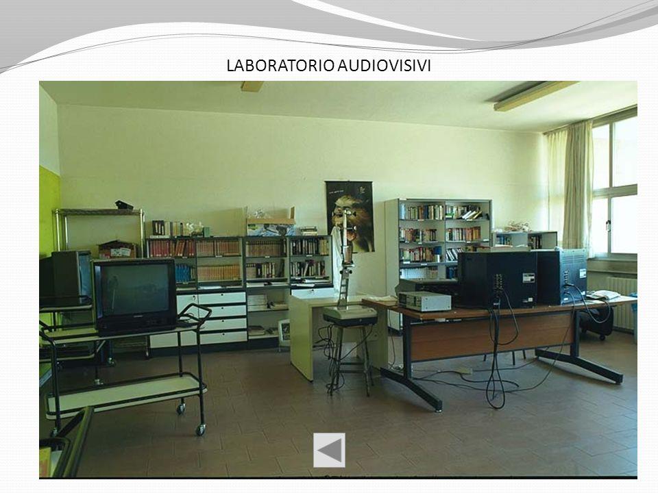LABORATORIO AUDIOVISIVI