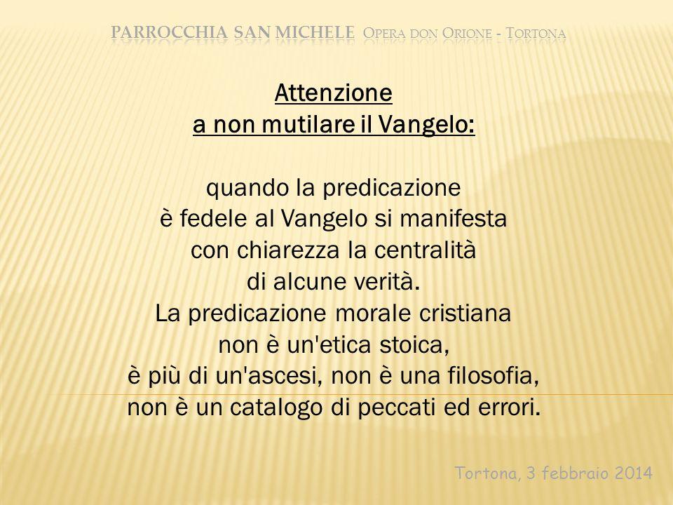 Parrocchia San Michele Opera don Orione - Tortona