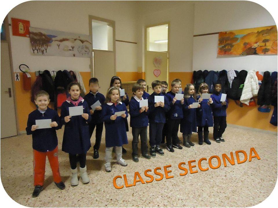 CLASSE SECONDA CLASSE SECONDA