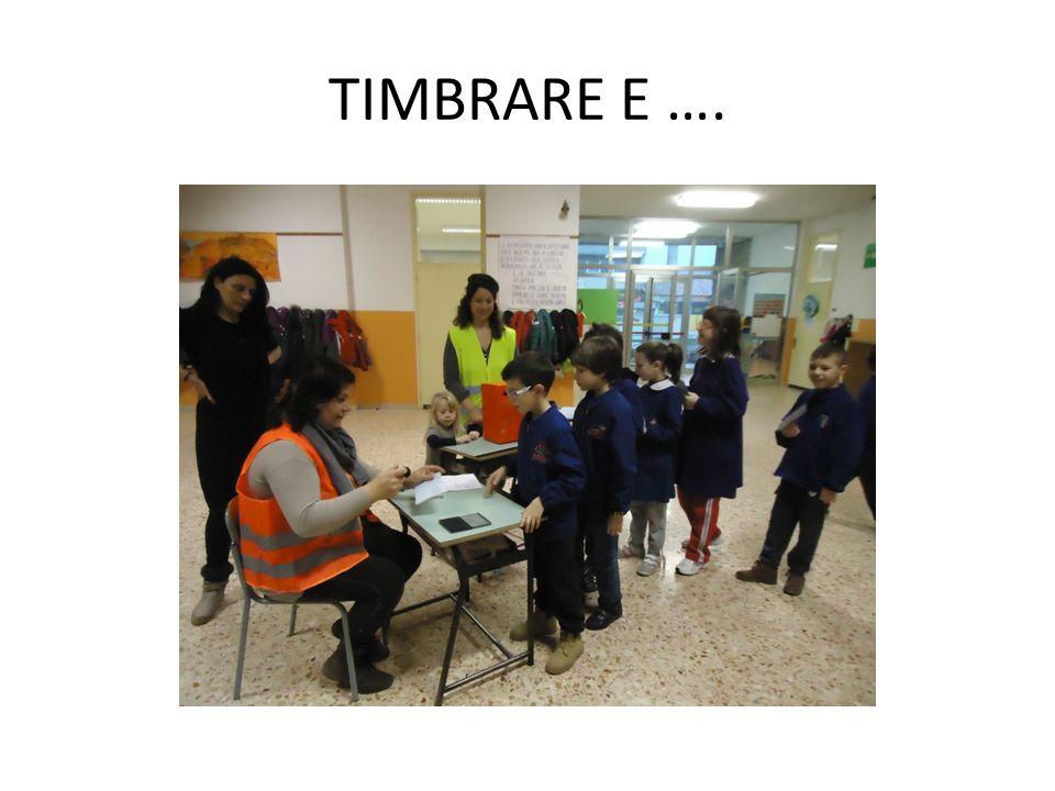 TIMBRARE E ….