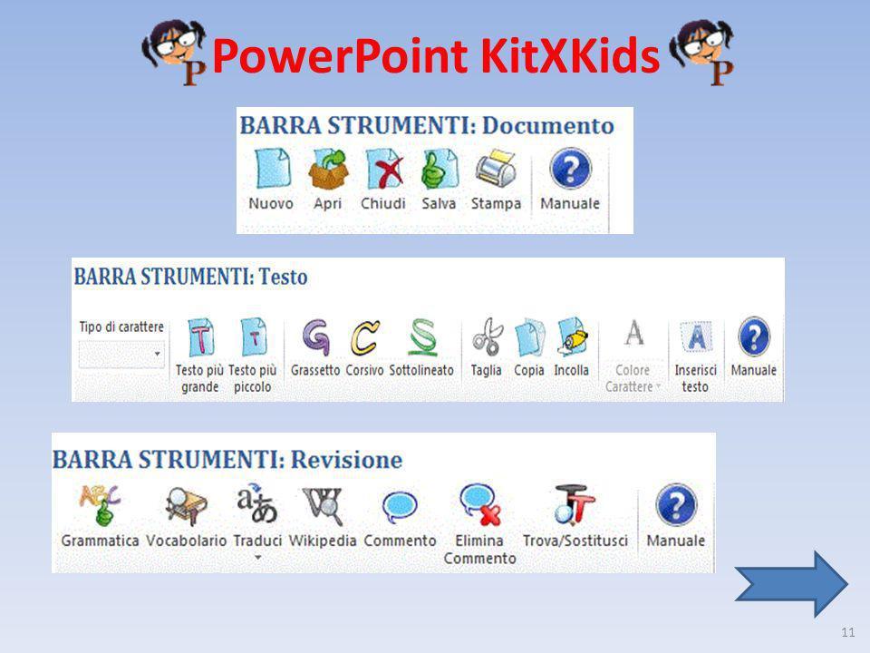 PowerPoint KitXKids