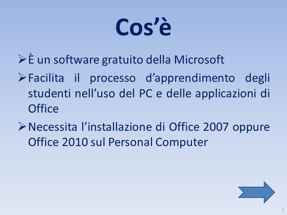 Cos'è È un software gratuito della Microsoft