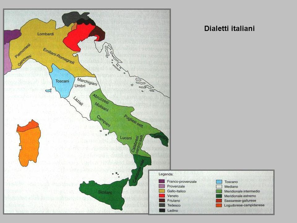 Dialetti italiani
