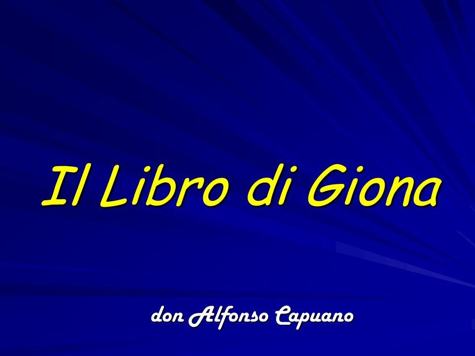 Il Libro di Giona don Alfonso Capuano