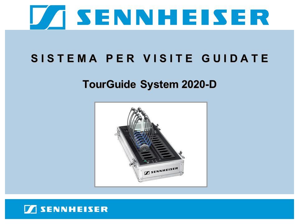 S I S T E M A P E R V I S I T E G U I D A T E TourGuide System 2020-D