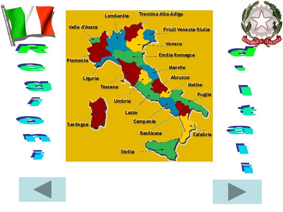 Regioni d Italia