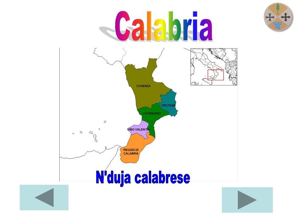 Calabria N duja calabrese