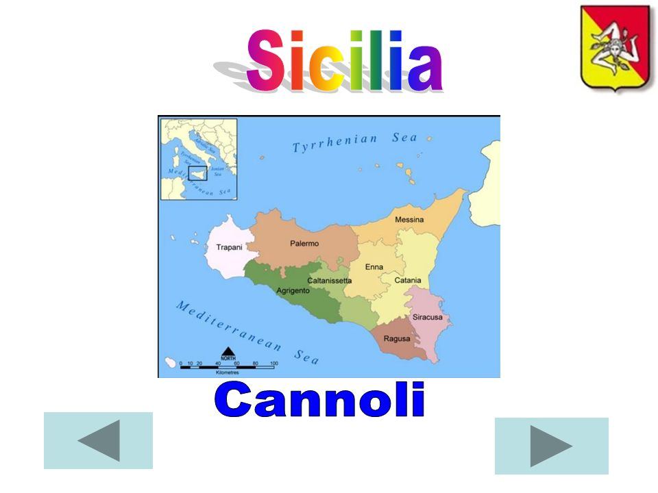 Sicilia Cannoli