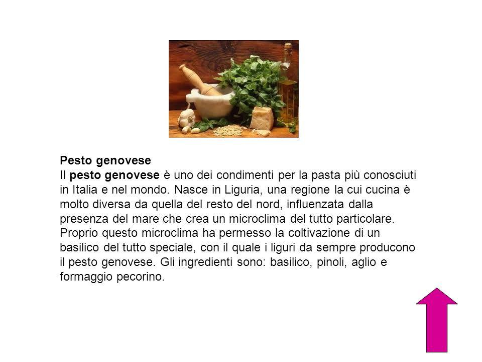 Pesto genovese