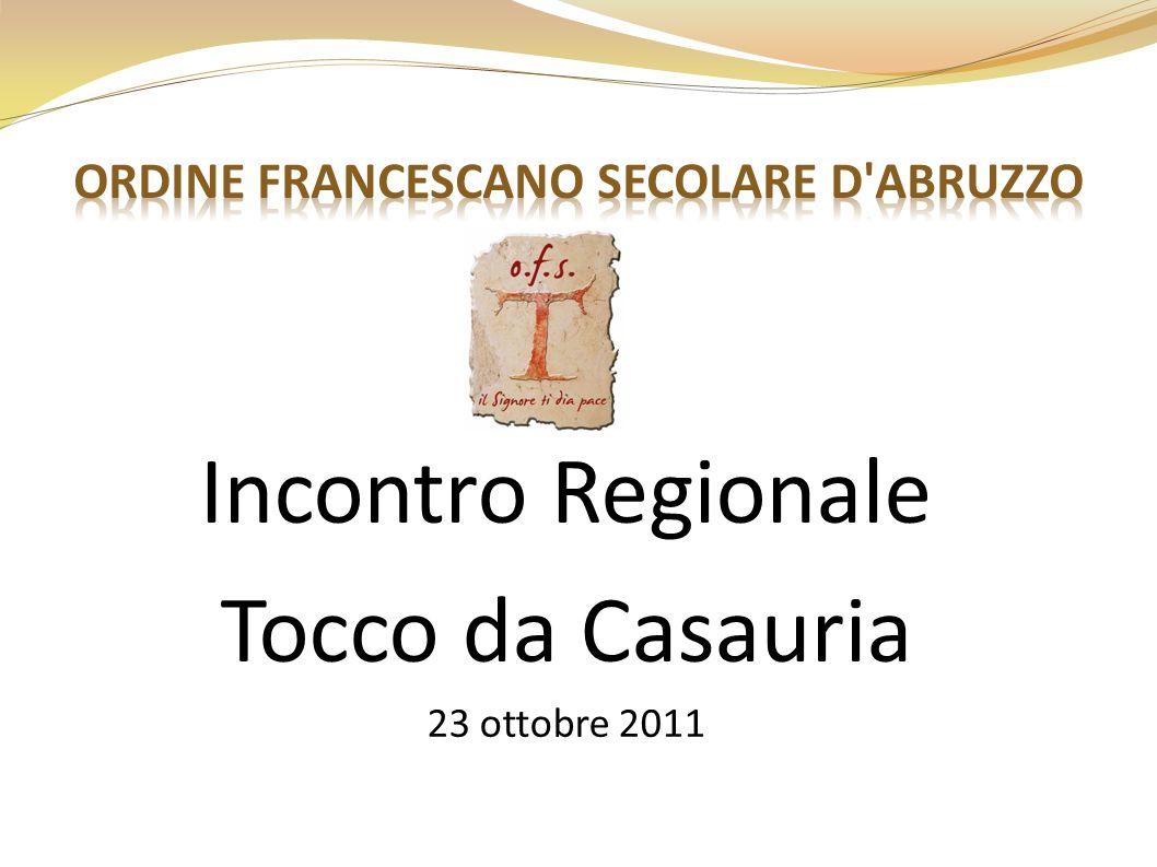 Ordine Francescano Secolare d Abruzzo