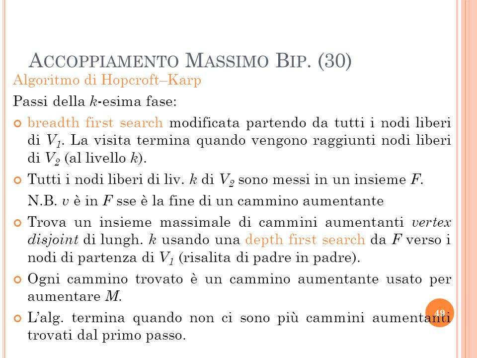 Accoppiamento Massimo Bip. (30)