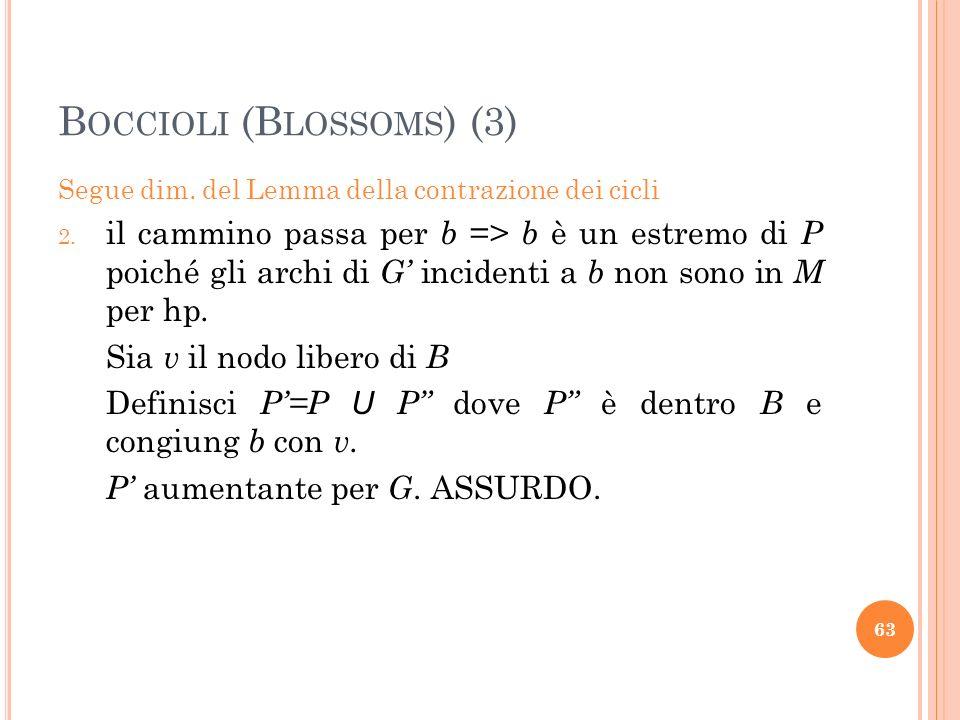 Boccioli (Blossoms) (3)