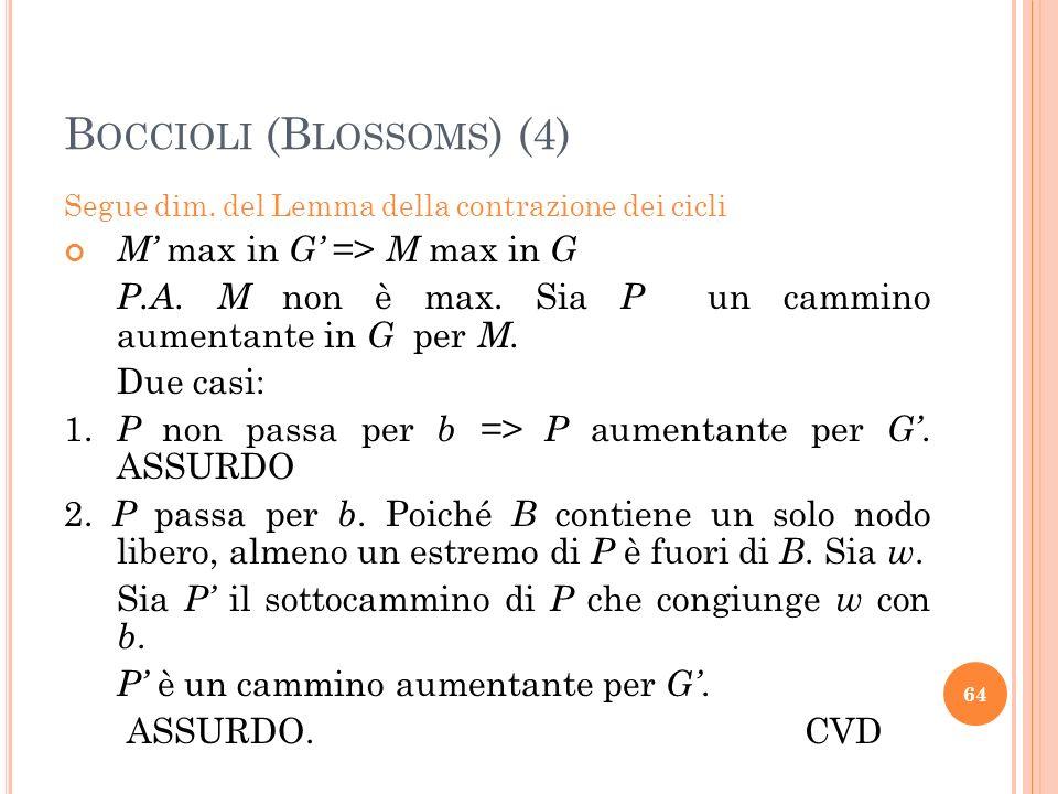 Boccioli (Blossoms) (4)
