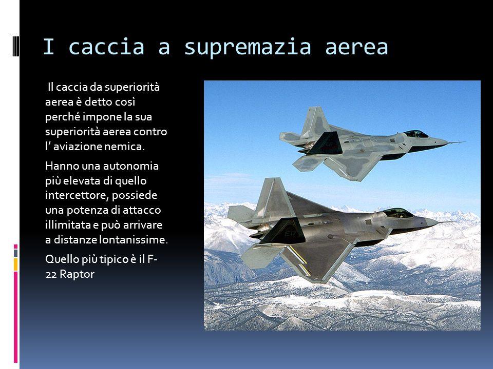 I caccia a supremazia aerea