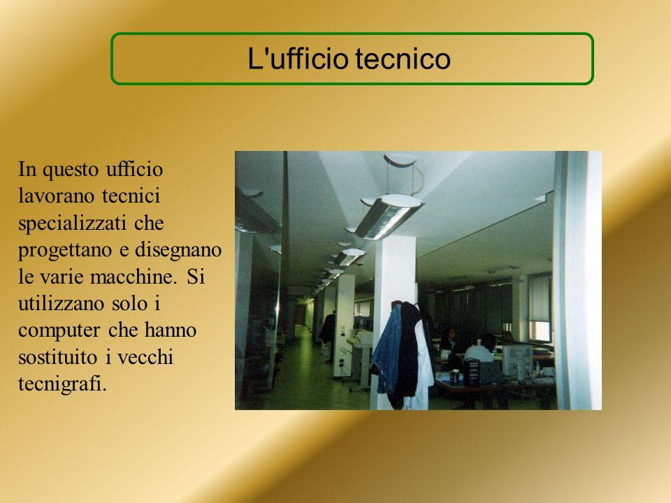 L ufficio tecnico
