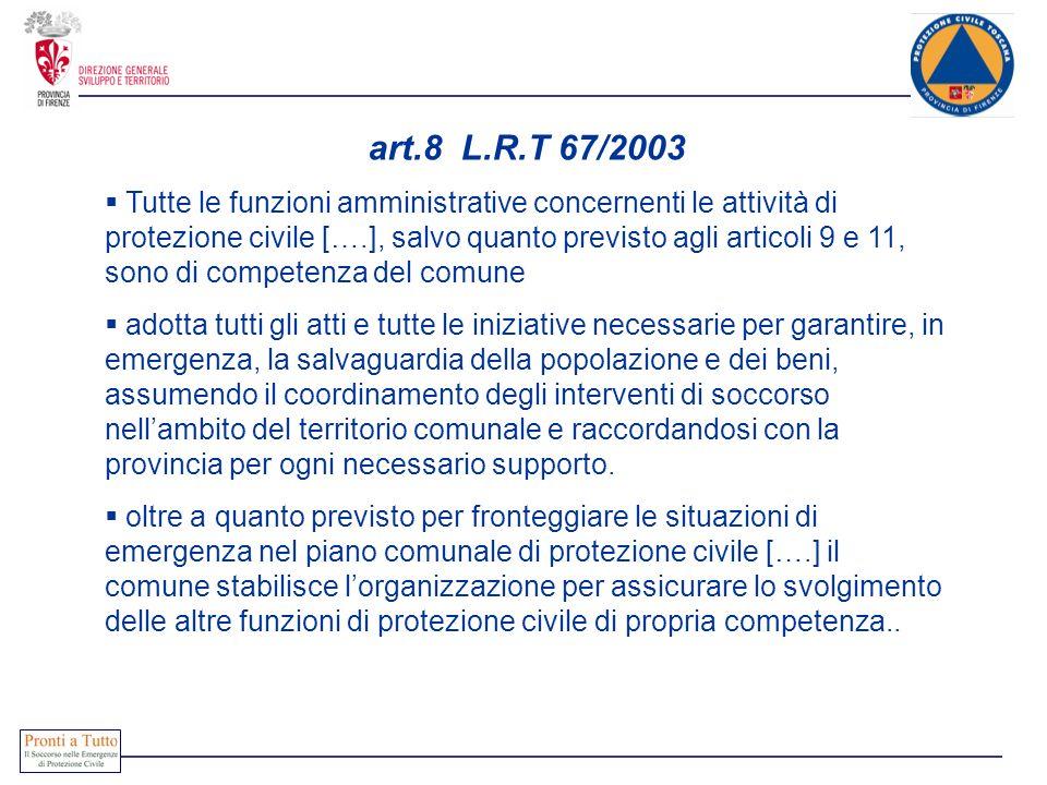 art.8 L.R.T 67/2003