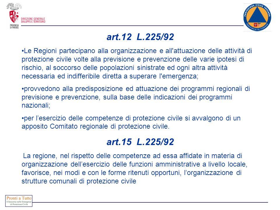 art.12 L.225/92