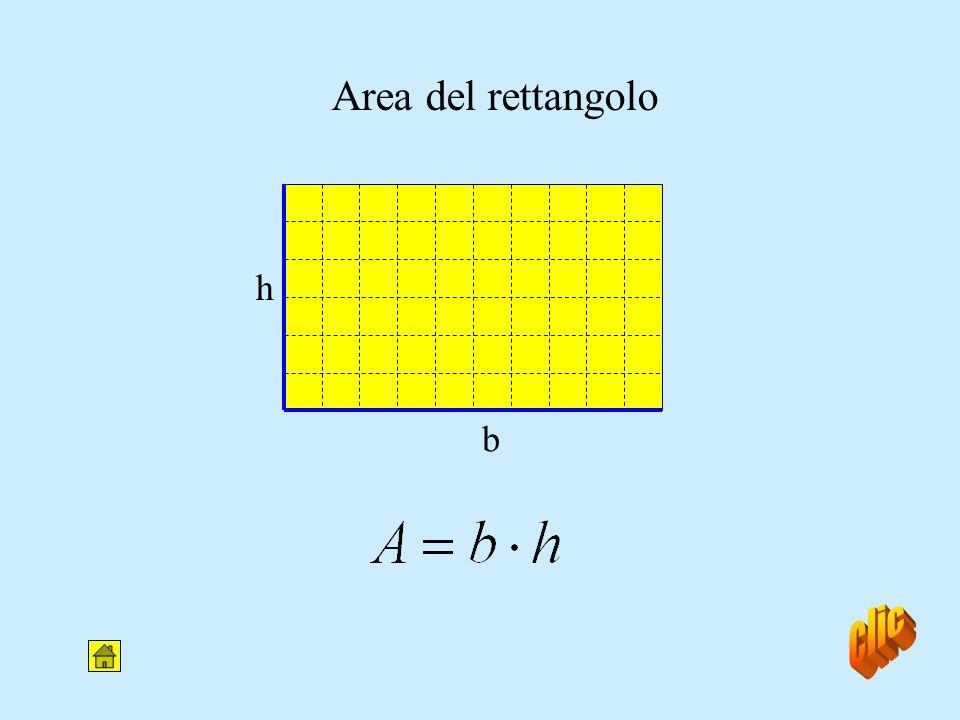 Area del rettangolo h b clic