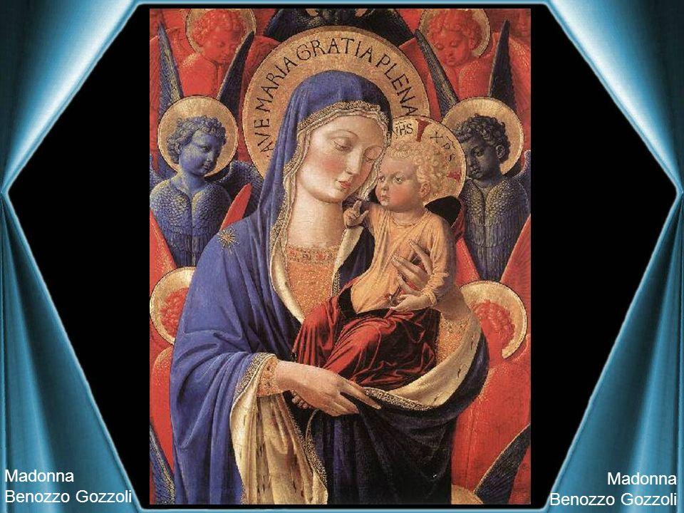 Madonna Benozzo Gozzoli Madonna Benozzo Gozzoli