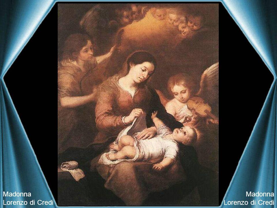 Madonna Lorenzo di Credi Madonna Lorenzo di Credi