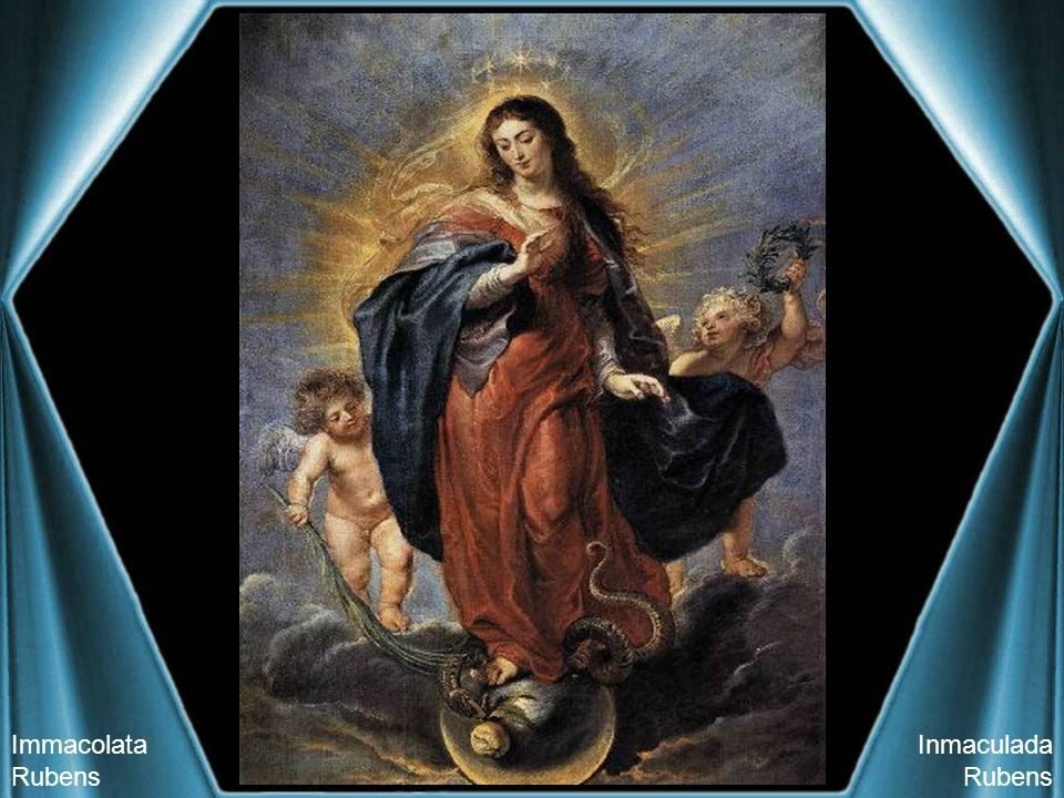 Immacolata Rubens Inmaculada Rubens