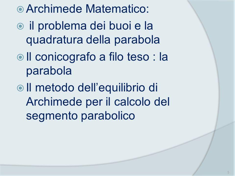 Archimede Matematico: