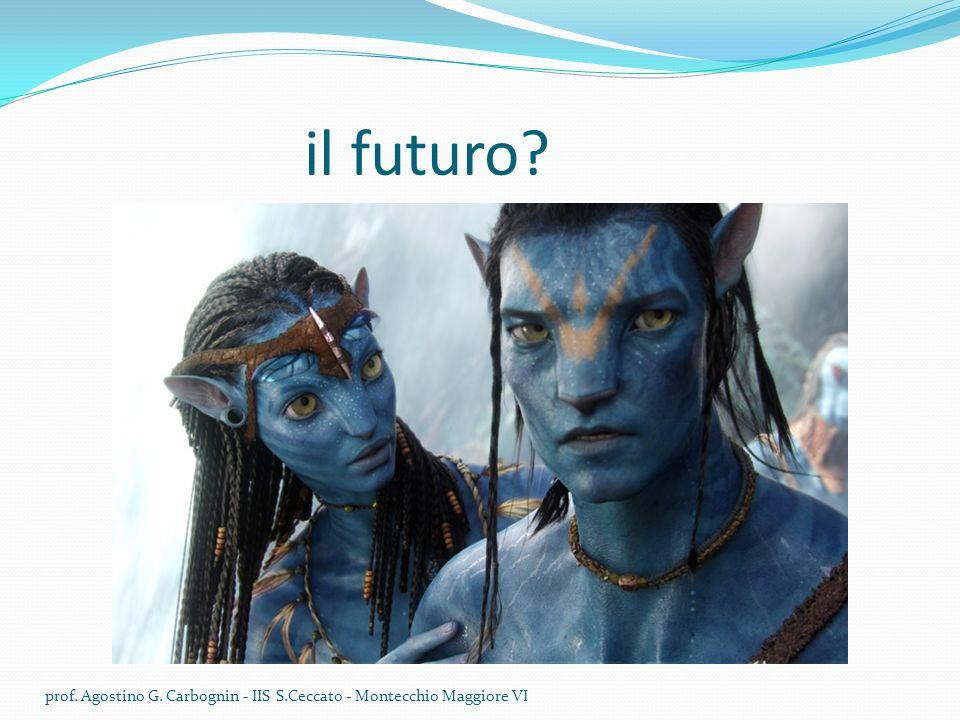il futuro prof. Agostino G. Carbognin - IIS S.Ceccato - Montecchio Maggiore VI