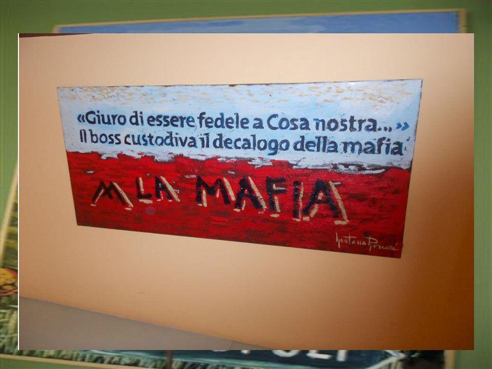 Abbiamo visitato il laboratorio della legalità, dedicato al magistrato Paolo Borsellino, ucciso durante le stragi di mafia, è stato costituito il 15 ottobre 2008 per iniziativa del Comune di Corleone.