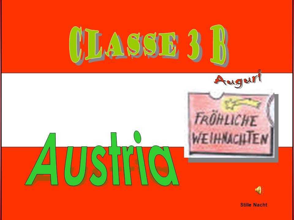 Classe 3 B Auguri Austria Stille Nacht