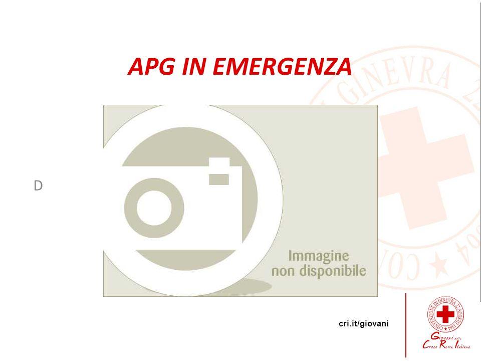 APG IN EMERGENZA D 14