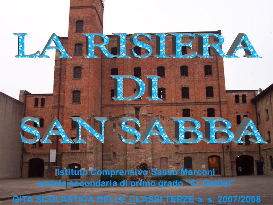 GITA SCOLASTICA DELLE CLASSI TERZE a. s. 2007/2008