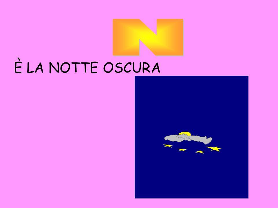 N È LA NOTTE OSCURA