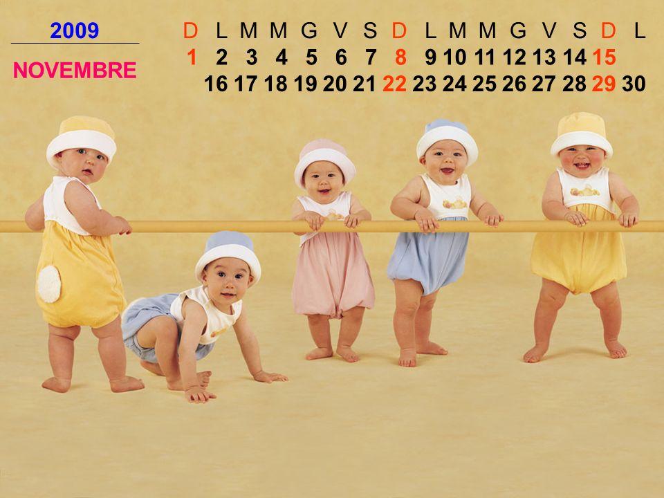2009 D. L. M. G. V. S. NOVEMBRE. 1. 2. 3. 4. 5. 6. 7. 8. 9. 10. 11. 12. 13. 14.
