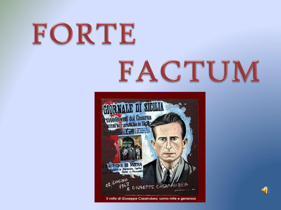 FORTE FACTUM