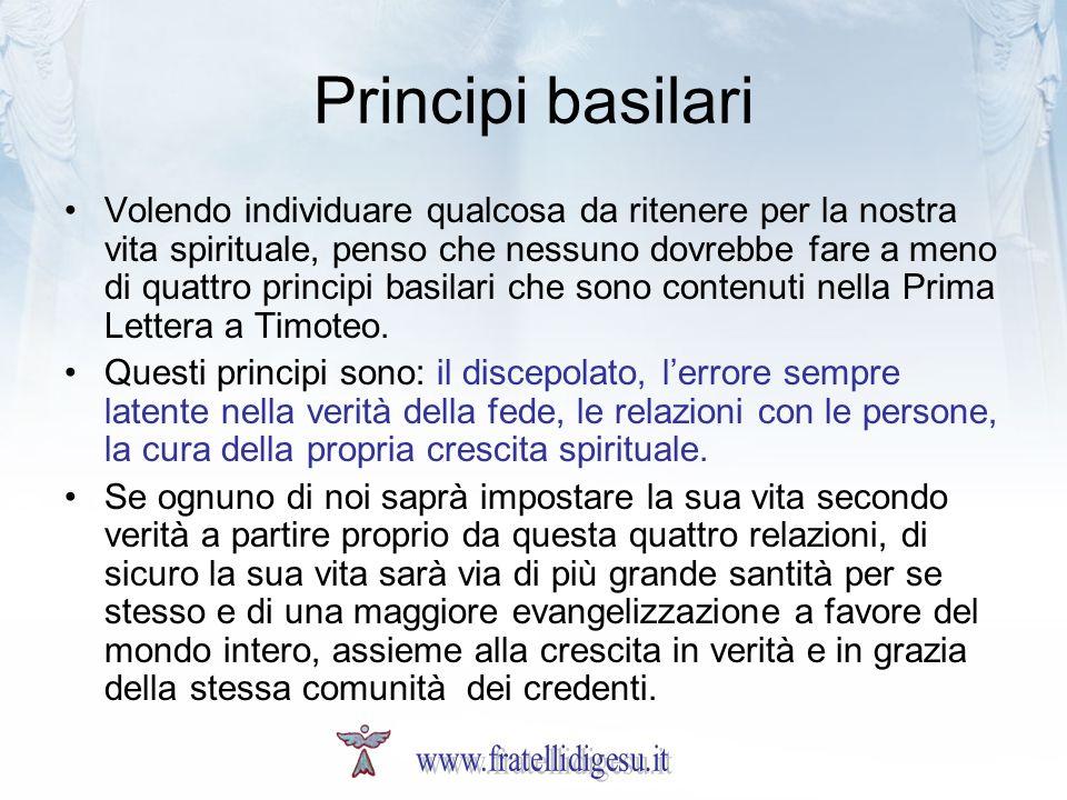 Principi basilari