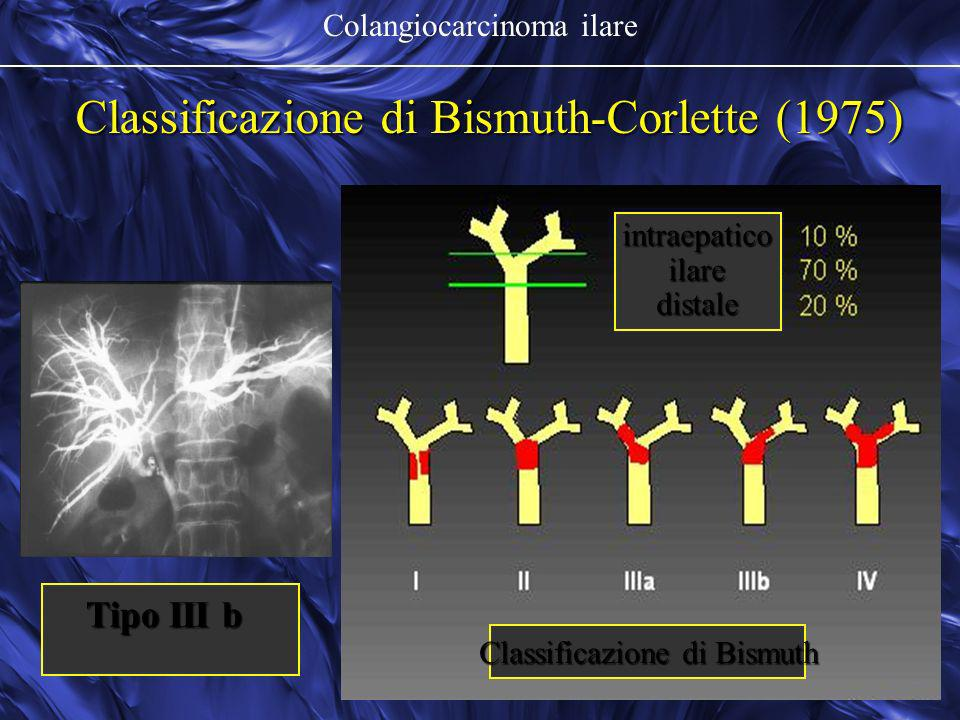 Classificazione di Bismuth-Corlette (1975)