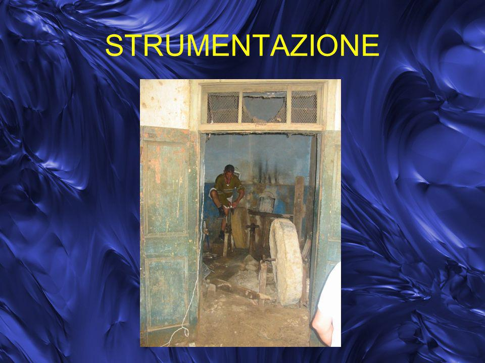 STRUMENTAZIONE