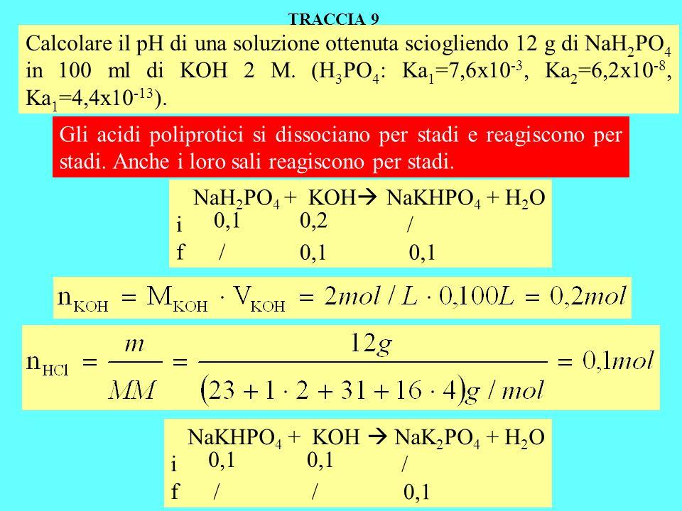 TRACCIA 9