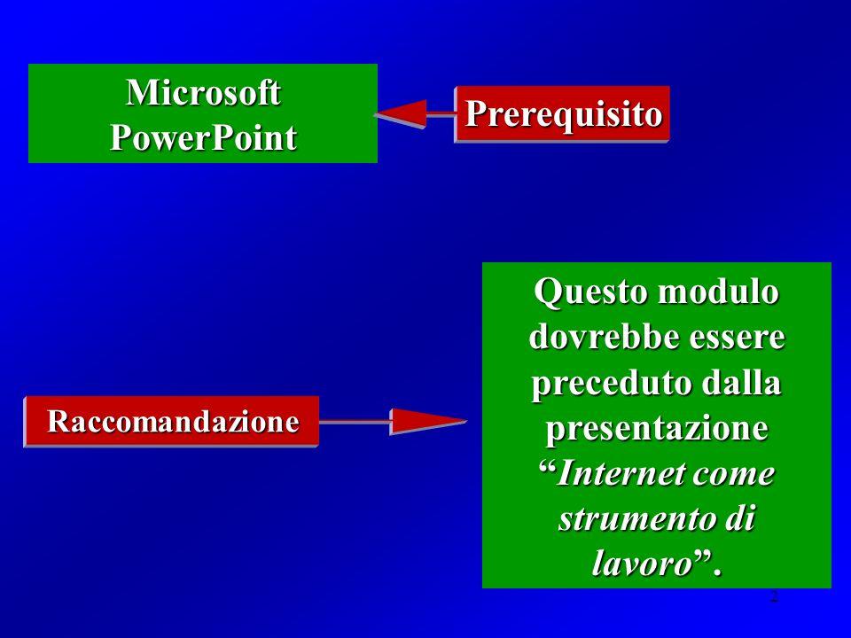 Microsoft PowerPoint Prerequisito