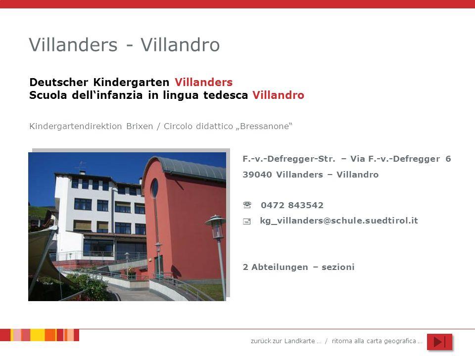 Villanders - Villandro