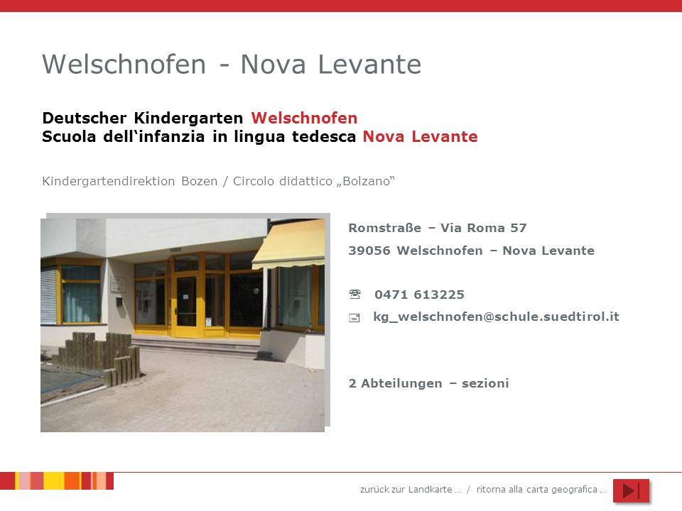 Welschnofen - Nova Levante