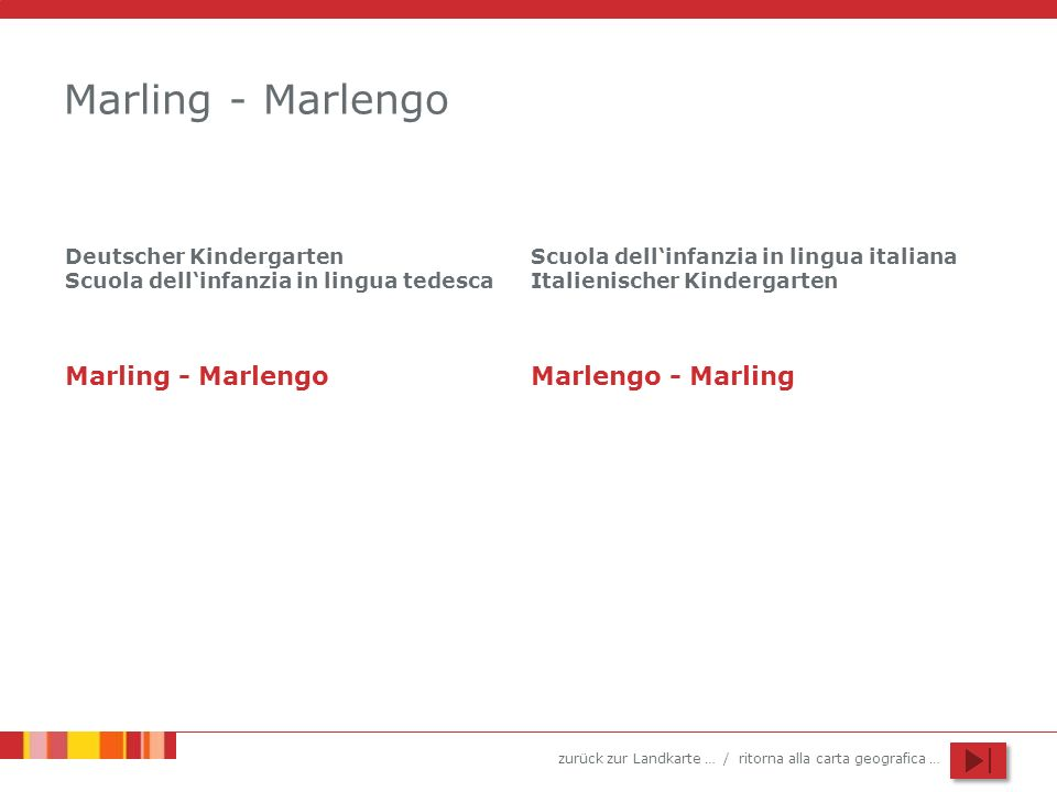 Marling - Marlengo Marling - Marlengo Marlengo - Marling