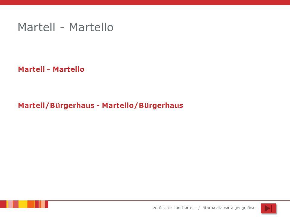 Martell - Martello Martell - Martello